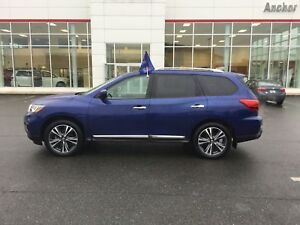 2017 Nissan Pathfinder Platinum LEATHER; P/SEAT; P/ROOF; NAVI...