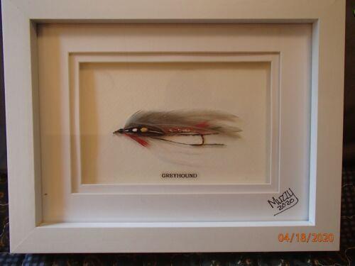 Framed Streamer Fly