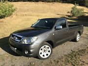 Toyota Hilux 2009 2wd GGN15r Ashton Adelaide Hills Preview