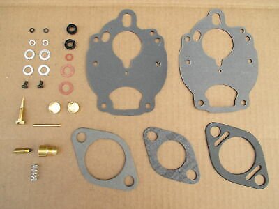 Carburetor Rebuild Kit For Massey Ferguson Mf 135 165 175 180 235 245 255 265 65