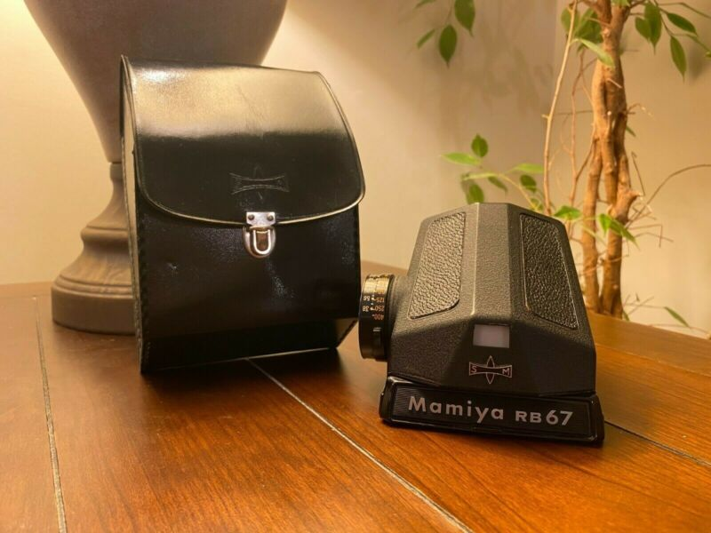 Mamiya RB67 CDS Prism Finder for Pro S SD