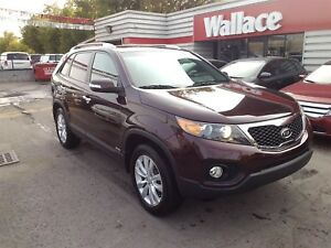 2011 Kia Sorento EX AWD Leather