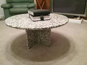 Granite coffee table Bentleigh Glen Eira Area Preview