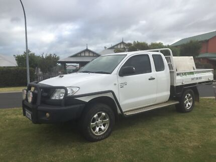 Toyota hilux extra cab  Bunbury 6230 Bunbury Area Preview