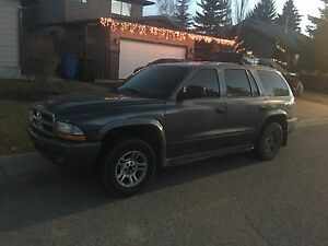2003 Durango All wheel drive