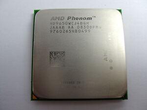 AMD-Phenom-X4-9650-2-3-GHz-Quad-Core-HD9650WCJ4BGH-Processor-w-Grease