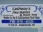 Lashways Flea Market