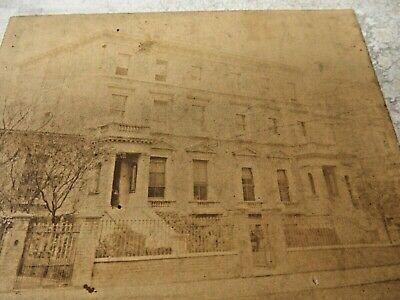 ART HISTORIAN HELP ? RICHMOND VILLAS HACKNEY ? HOUSE OF ARTIST WHO  ROYAL ACAD
