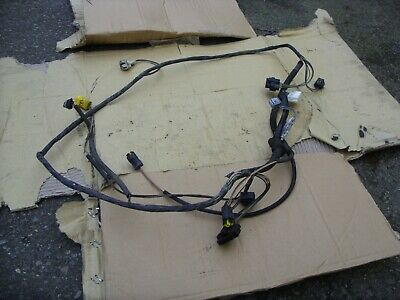 Renault Megane Headlight Foglight Main Wiring Loom 2007 Mk2 RS 225 8200491434