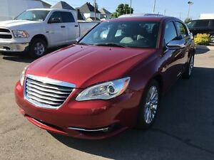 Chrysler 200 Limited 2013 CUIR/TOIT