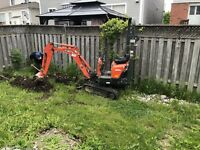 Foundation Digs, Grading, Weeping Tile and More