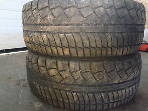 Two tires lots of tread 205/50r17 $50