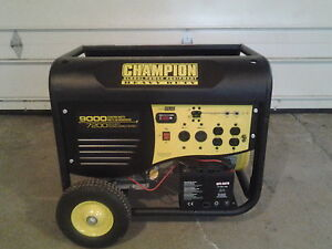champion 1500 watt generator manual