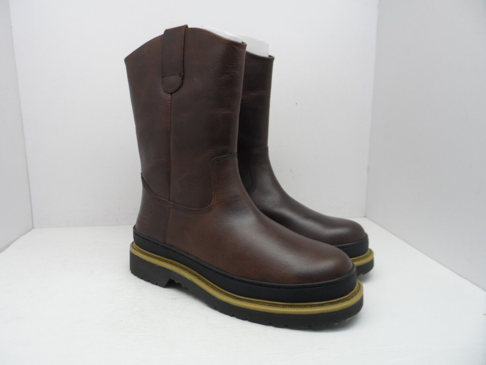 KWLK01 KINGS 6 Leather Steel Toe Womens Work Boots with Goodyear Welt
