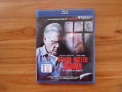 Serial Killer Clown Blu-ray