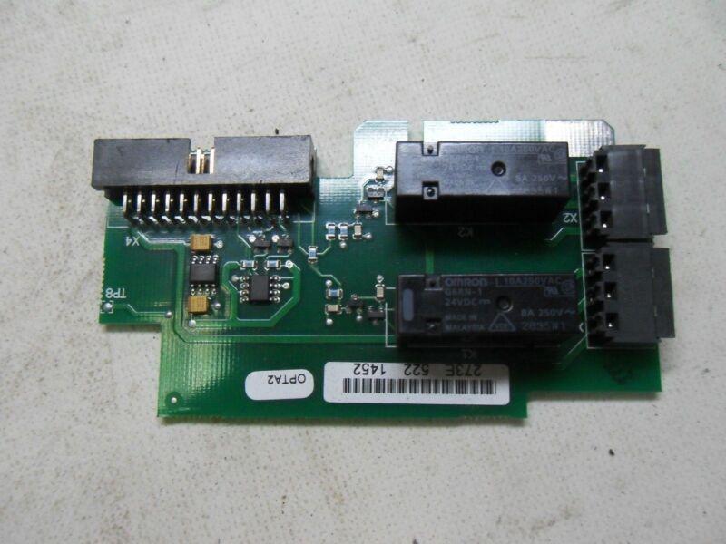 (G1-3) 1 VACON PC00273 RELAY OUTPUT CARD