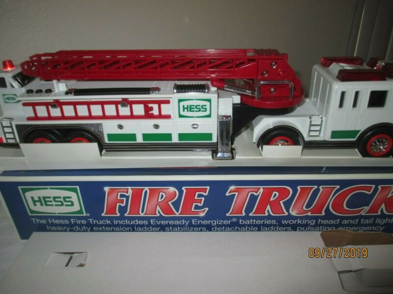 HESS FireTruck.  New in box.