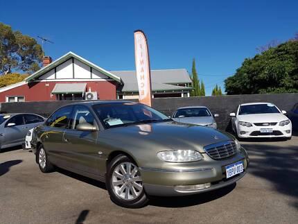 2003 Holden Statesman Sedan