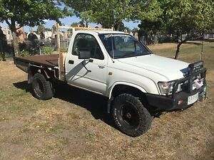 2000 Toyota Hilux Ute Ballarat Central Ballarat City Preview