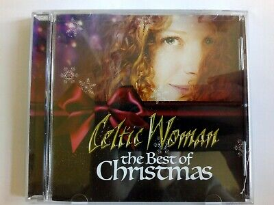 CELTIC WOMAN - THE BEST OF CHRISTMAS - 20 Track Deluxe CD Album - New