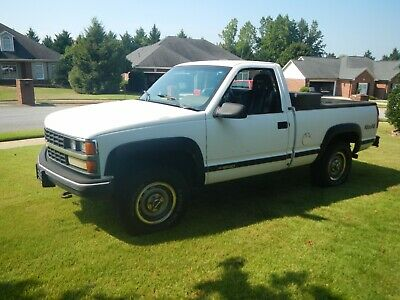 1988 Chevrolet C/K Pickup 1500  1988 CHEVROLET K1500 FULL SIZE PICKUP