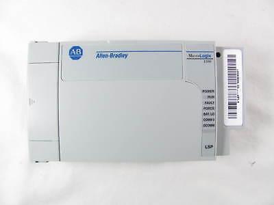 Allen Bradley Micrologix 1500 Processor 1764-lsp Ser C Excellent Condition