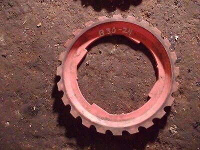 1 Used B3-024 Lustran Plastic John Deere Planter Jd Seed Bean Plate B3024