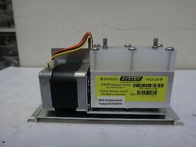 Thermo Ics 35 Vacuum Pump Degasser 062090 Tested Exchange Us Only