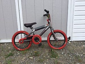 Cool 16inch Hotwheels bicycle