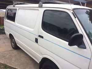 Toyota hiace camper Metford Maitland Area Preview