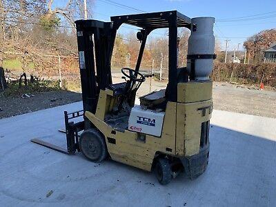 Tcm Forklift Fc18 2480 Lb 189 Inch Max Fork Hight