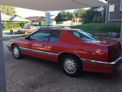 1992 Cadillac Eldorado Touring Coupe (Sell/Swap)