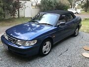 Wrecking 1998 Saab 9-3 turbo Convertible  Wanneroo Wanneroo Area Preview