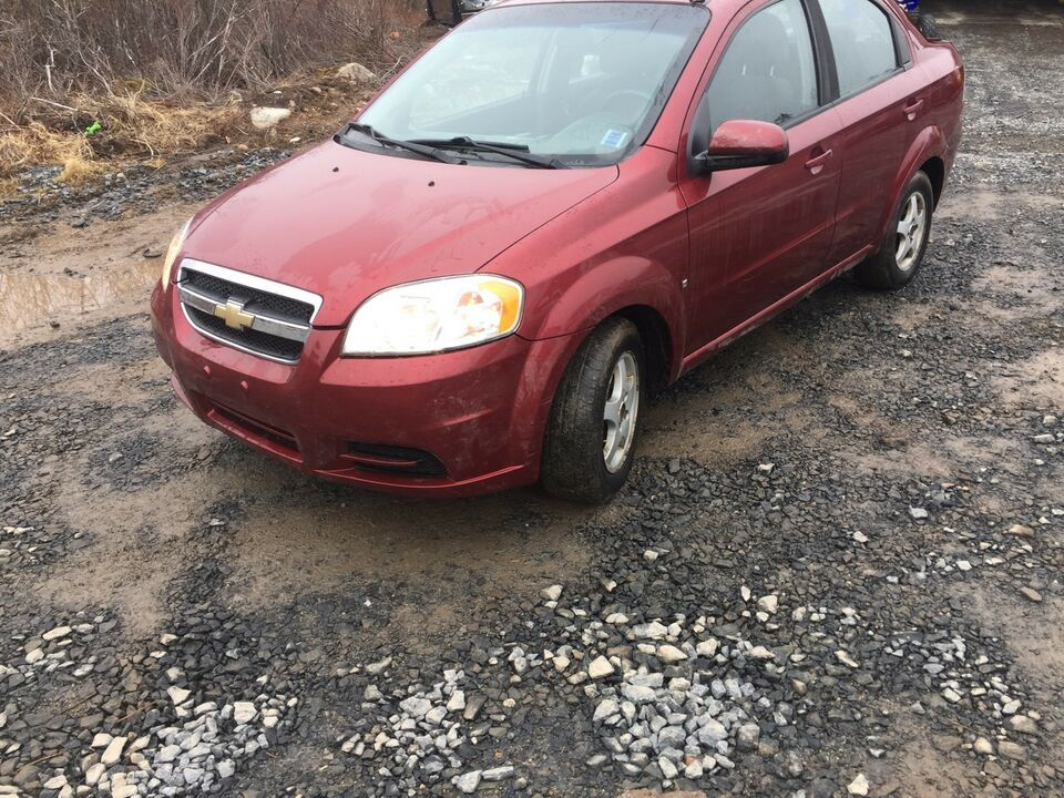 2010 Chevy Aveo 130000 Km No Rust Inspected Needs Nothing Cars
