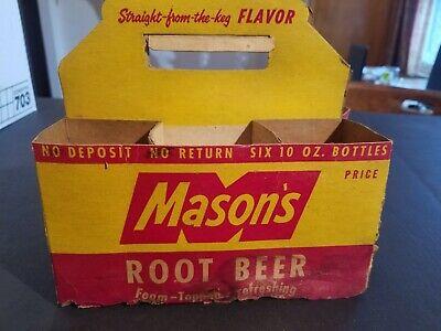 Vintage Maurer Root Beer 6-Pack Karton Schutzhülle 296ml gebraucht kaufen  Versand nach Germany