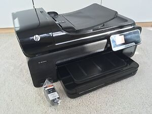 HP Officejet A3 size printer/scanner + new extra large cartridge Wentworth Falls Blue Mountains Preview