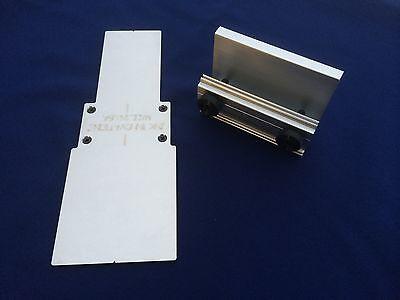 Quick-flip Pallet System For All Printing Presses Sleeve Platten Pocket Pallet