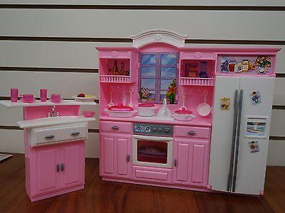 Gloria,Barbie Doll House Furniture/(24016) My Fancy Life Kitchen