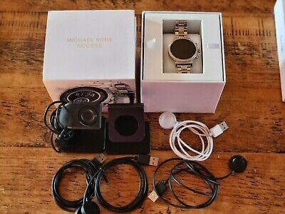 Michael Kors Access Smart Watch Sofie MKT5061 Gen 4 Stainless Steel