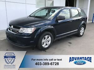 2014 Dodge Journey CVP/SE Plus One Owner - Clean Carproof