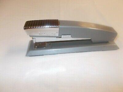 Vintage Bostitch Stapler Gray Model B 12