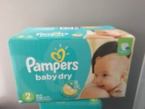 Brand New Size 2 Diapers