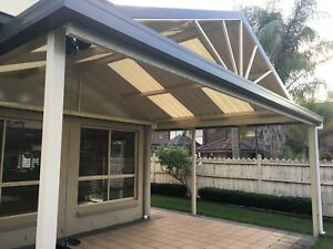Colourbond , polycarbonate roof sheets