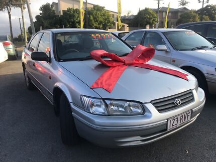 TOYOTA CAMRY AUTOMATIC SEDAN 2001 4 CYLINDER RWC REGO Southport Gold Coast City Preview
