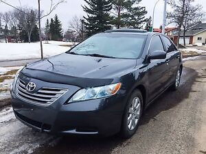 Great vehicle.. Camry Hybrid, Limited and fully loaded.