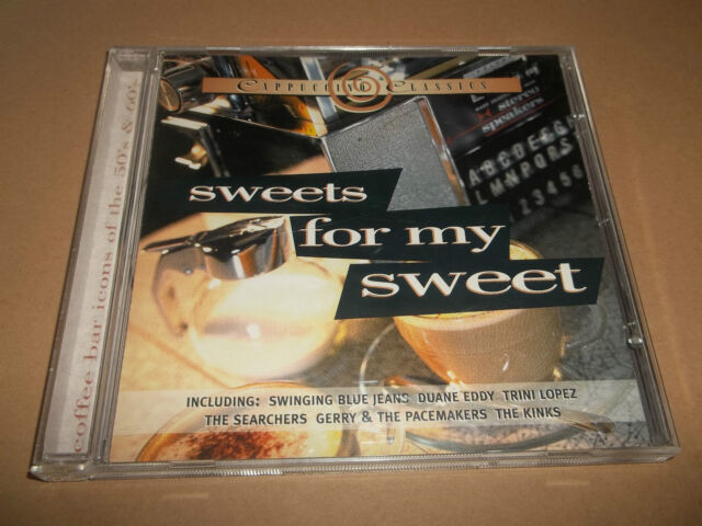 VARIOUS - CAPPUCINO CLASSICS VOL.2 - SWEETS FOR MY SWEET (CD ALBUM)