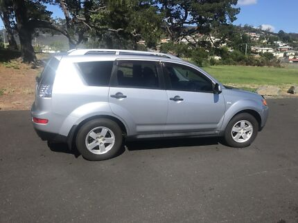 2009 Outlander.  Claremont Glenorchy Area Preview