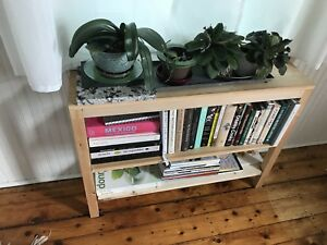 Pine handmade shelf