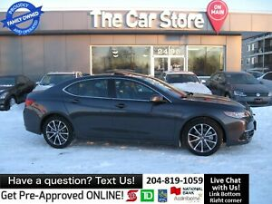 2015 Acura TLX Tech NAVIGATION htd seat wheel BACKCAM
