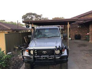 Hzj 79 4.2 Diesel